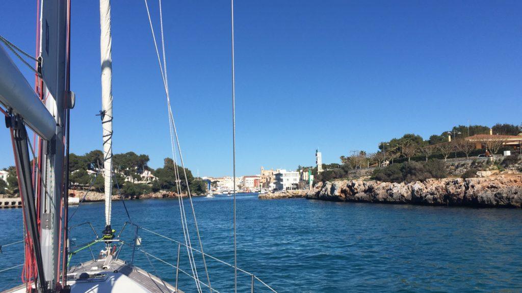 Bocana Marina Ciutadella