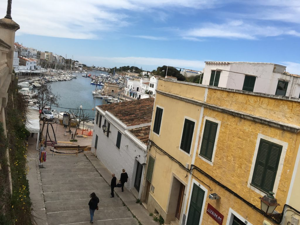 Marina Ciutadella Menorca